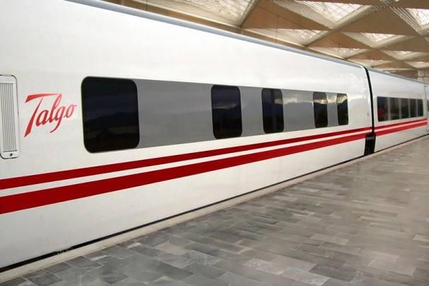 Talgo Trains in India (Fastest Train) Avril