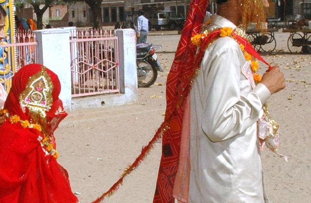 Child Marriage is a social issue In Indian