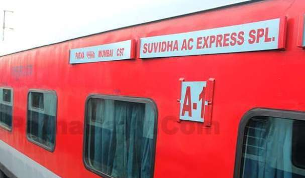 Suvidha Express Train