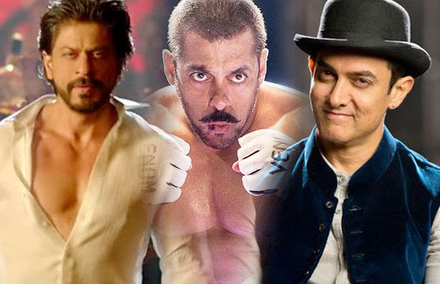 Aamir khan Vs Shahrukh khan Vs Salman khan
