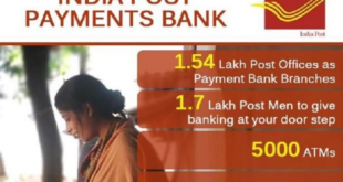 India Post Payments Bank (IIPB)