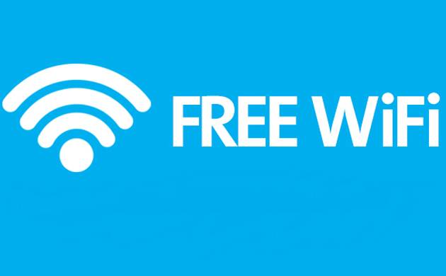 Free Wi-Fi facility available at Daman and Diu