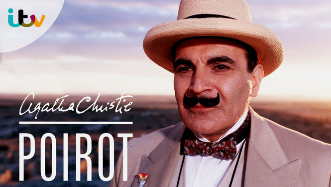 Agatha Christie's Poirot (Old Doordarshan TV Serial)