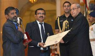 Indira Gandhi National Service Scheme Awards