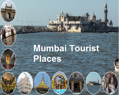 List of Mumbai Maharashtra Tourist Places to Visit