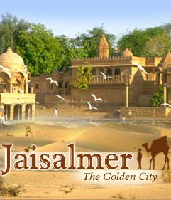 Top Jaisalmer Tourist places to Visit