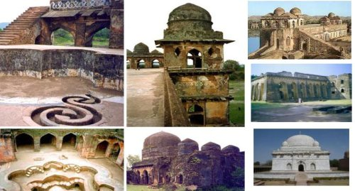 Mandu Top Tourist Attraction Places to Visit
