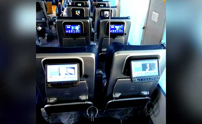 Luxurious Tejas Express Train