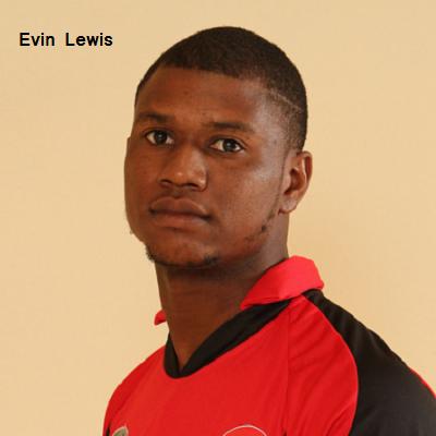 क्रिकेटर एविन लेविस का जीवन परिचय | Cricketer Evin Lewis Biography in hindi